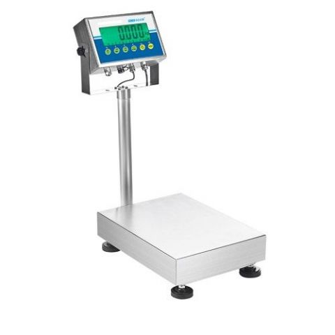 Adam  Equipment | Gladiator Trade Approved  Washdown Bench & Floor Scales | Oneweigh.co.uk